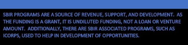 SBIR revenue slide 2